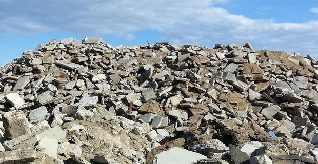 Il riciclo dei rifiuti edili da demolizione.