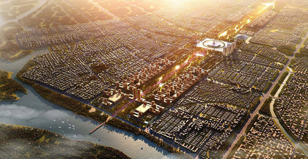 Elenco e dettagli delle città progettate da Norman Foster.