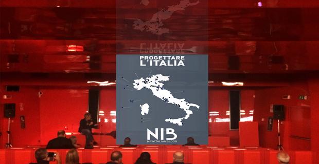 La mostra Progettare l'Italia per i 10 anni di NewItalianBlood.