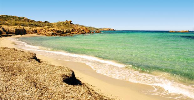 Le 5 più belle spiagge della Corsica del Sud.
