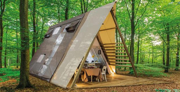 I 10 migliori campeggi glamping in Italia per vacanze di lusso.