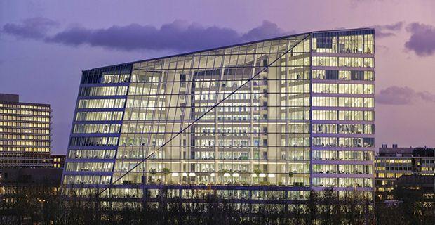 The Edge è l'edificio più green al mondo.