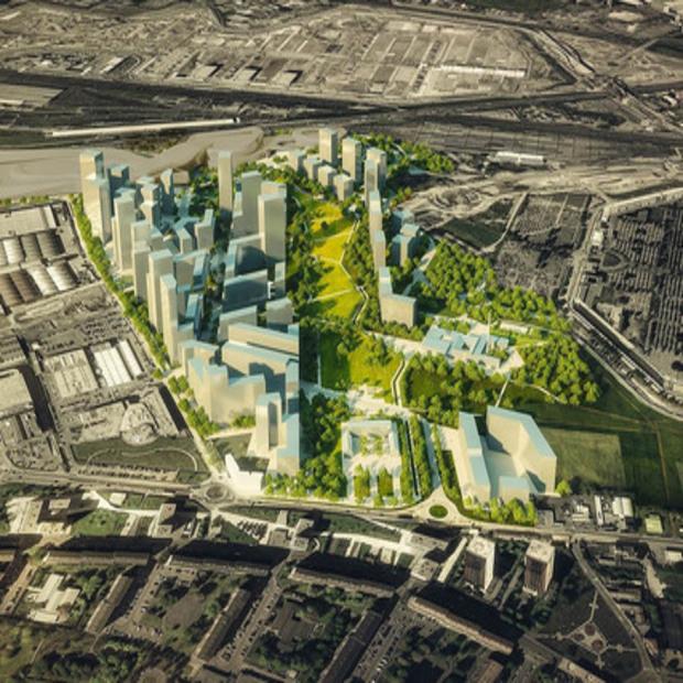 UpTown a Milano è il primo quartiere a impatto zero in Italia.