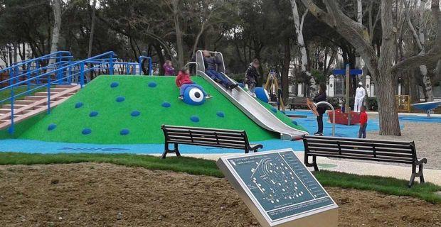 Parchi inclusivi per tutti i bambini cosa sono e come si for Cieffe arredi di chiappini federico rimini