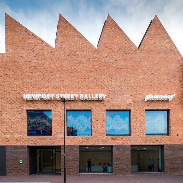 new architecture london newport street gallery