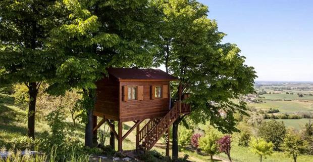 Le 10 migliori hotel con case sull'albero in Italia
