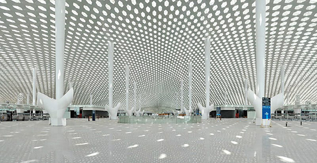 Shenzhen Baoan International Airport Fuksas