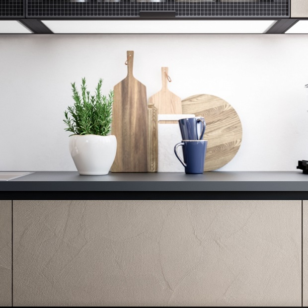 ecomalta finiture sostenibili cucina