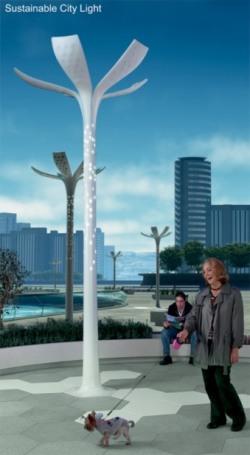 Lampioni Per Arredo Urbano.Lampioni Solari Ed Eolici Sustainable City Light Il Futuro Dell